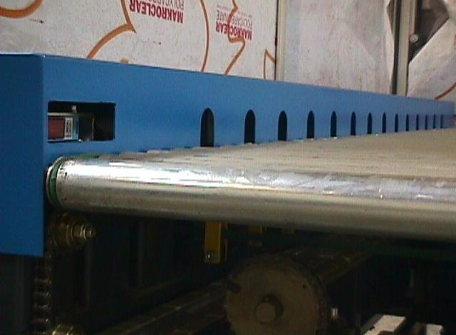 Galloo Konstruktie rollerbaan