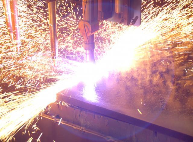 Galloo konstruktie slijstukken slijtstaal branden