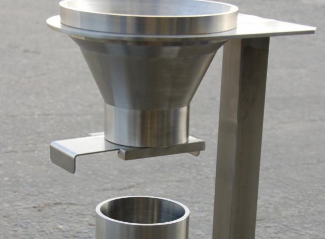 Galloo Konstruktie soortelijk gewicht meter