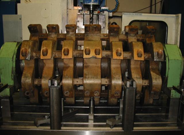 Galloo Konstruktie revisie rotor breker