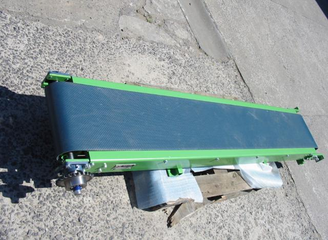 Galloo Konstruktie transportband glijband