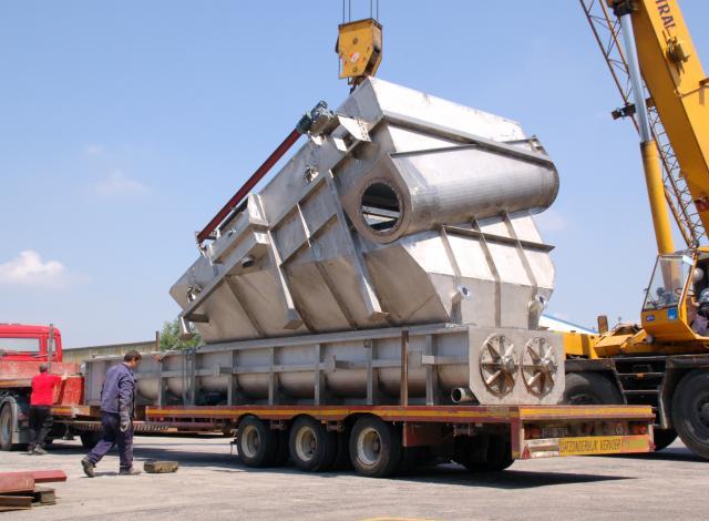 Konstruktie Galloo separateur hydraulique